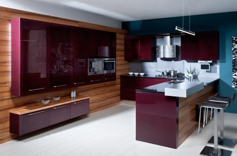 Lakované kuchyně