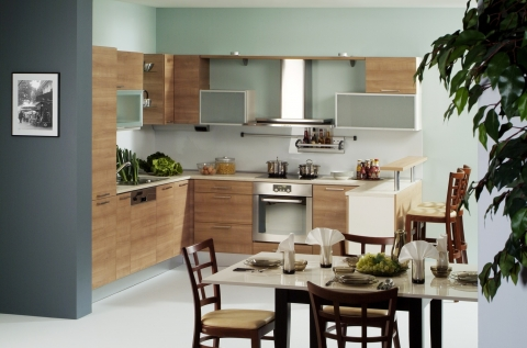 Kuchyně family 12