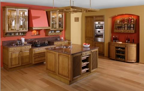 Kuchyně Fontana