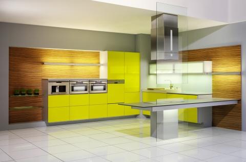 Kuchyně Cristallo