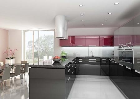 Kuchyně Acrylic