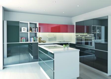 Kuchyně Lucca